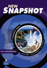 Snapshot Pre-Intermediate Students\' Book New Edition