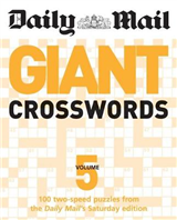 Daily Mail: Giant Crosswords 5