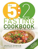 The 5:2 Fasting Cookbook: 100 recipes for fasting days