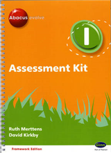Abacus Evolve Assessment Kit Whole School Pack Framework