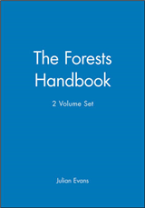 The Forests Handbook, 2 Volume Set