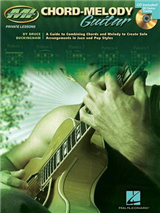 Chord-Melody Guitar (Book And CD)