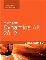Microsoft Dynamics AX 2012 Unleashed