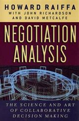 Negotiation Analysis