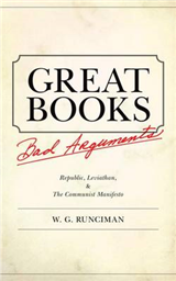 """Great Books, Bad Arguments: """"Republic, Leviathan"""", and """"The Communist Manifesto"""""""