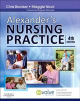 Alexander\'s Nursing Practice