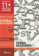 11+ Practice Papers, Verbal Reasoning Pack 2 (Multiple Choice): VR Test 5, VR Test 6, VR Test 7, VR Test 8