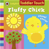 Ladybird Toddler Touch: Fluffy Chick