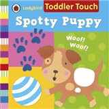 Ladybird Toddler Touch: Spotty Puppy