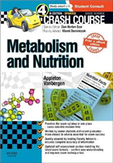 Crash Course: Metabolism and Nutrition: Updated Print + eBoo