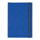 """Christian Lacroix Outremer B5 10"""" X 7"""" Paseo Notebook: Material Operations"""