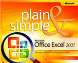 Microsoft Office Excel 2007 Plain and Simple