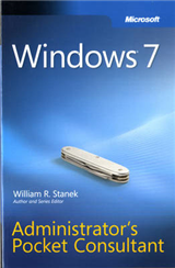 Windows 7 Administrator\'s Pocket Consultant