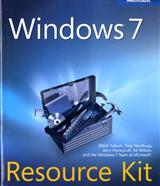 Windows 7 Resource Kit