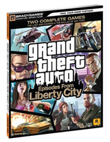 """""""Grand Theft Auto"""": Episodes from Liberty City Signature Series Strategy Guide"""