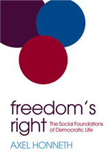 Freedom\'s Right: The Social Foundations of Democratic Life