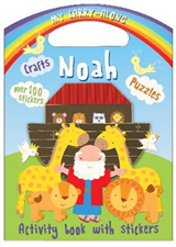 My Carry-along Noah: Sticker Activity Book