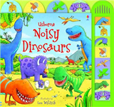 Noisy Dinosaur: Sound Book