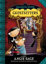 Araminta Spook: Ghostsitters