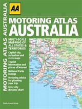 AA Motoring Atlas Australia