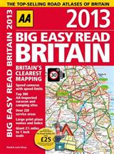 AA Big Easy Read Britain: 2013