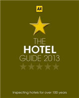 AA Hotel Guide: 2013