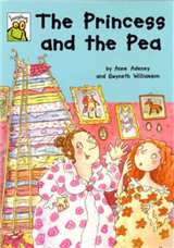 Leapfrog Fairy Tales: The Princess and The Pea