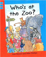 Who\'s at the Zoo?: Blue level 3