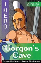 EDGE: I HERO: Gorgon\'s Cave