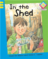 Reading Corner Phonics: In the Shed