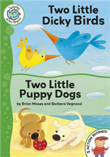 Tadpoles Action Rhymes: Two Little Dicky Birds / Two Little Puppy Dogs