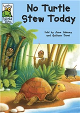 Leapfrog World Tales: No Turtle Stew Today