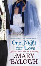 One Night For Love: Number 1 in series