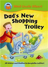 Start Reading: Mad Uncle Albert: Dad\'s New Shopping Trolley