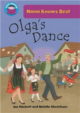 Start Reading: Nana Knows Best: Olga\'s Dance