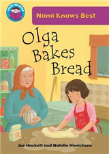 Start Reading: Nana Knows Best: Olga Bakes Bread