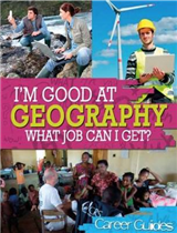 I\'m Good At Geography, What Job Can I Get?