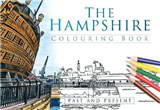 The Hampshire Colouring Book: Past and Present