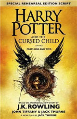 Harry Potter and the Cursed Child - Parts One & Two (Special Rehearsal Edition): The Official Script Book of the Original West End Production: Parts I & II