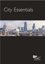 City Essentials - Introduction to the City and Financial Markets: Study Guides