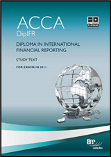 Diploma in International Financial Reporting: Study Text