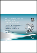 DipFM - Interpretation of Financial Statements: Passcards: Module A