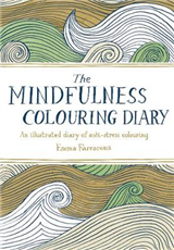 Mindfulness Colouring Diary