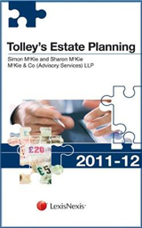 Tolley's Estate Planning 2011-12