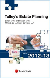 Tolley\'s Estate Planning 2012-13