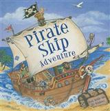 Pirate Ship Adventure: Peek Inside the 3D Windows
