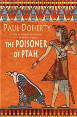 The Poisoner of Ptah (Amerotke Mysteries, Book 6): A deadly killer stalks the pages of this gripping mystery