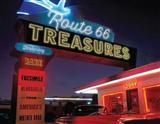 Route 66 Treasures: Featuring Rare Facsimile Memorabilia from America\'s Mother Road