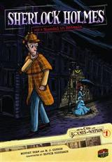 Sherlock Holmes And A Scandal In Bohemia #1