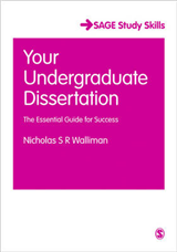 Your Undergraduate Dissertation: The Essential Guide for Success